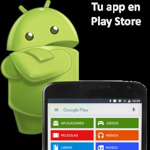 creamo tu app y la publicamos en la play store vapcorp