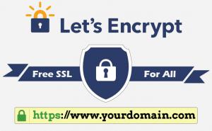 Let's Encrypt instala certificados SSL fácil desde cPanel
