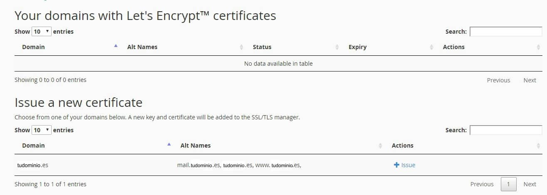 instalar certificados Let's Encrypt facil desde cpanel (5)